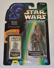 Ice Planet Hoth Chewbacca Episode 1 FlashBack Photo Power Of The Force Star Wars