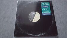 Michael Jackson - Earth Song 12'' US Vinyl Promo