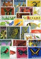 Surinam 300 timbres différents