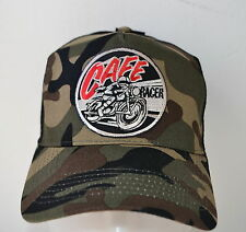 Cafe Racer,Mütze,,Trucker Cap,Camouflage,Biker,BSA,Old School,Triumph,Vintage