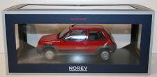 Véhicules miniatures rouge NOREV sous boîte fermée