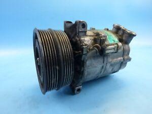FIAT Croma 2.4 D Multijet Typ 194 Klimakompressor SANDEN PXV16 8627 55189005 #2
