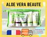 🌱Aloe Vera Cosmétiques Beauté Visage Cheveux Dent Trousse petit format Forever✅