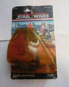 Vintage In-Package Star Wars One-Man Sand Skimmer Vehicle 1984