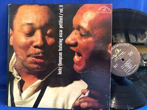 LUCKY THOMPSON PETITFORD VOL II ABC 171 ORIGINAL USA LP EXC+