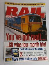 Rail Magazine no 499, Oct 27th- Nov 9th, 2004.