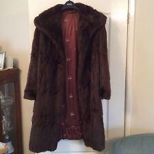 Unbranded Fur 1960s Vintage Clothing for Women