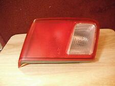 01-02 Honda Civic Sedan Inner Tail Light Rear Lamp - LH - With Sockets