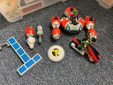 New listing Dc Teen Titans Robot Vehicle Action Figures Bandai