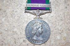 Medal  Northern Ireland