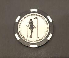 Hole Hunter Sexy Golf Ball Marker Poker Chip