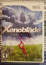 Xenoblade Chronicles Wii Brand New