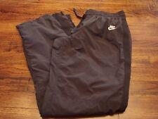 Nike Women's Lined Athletic Running Pants Black Medium 8-10