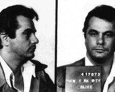 1973 Gangster Mobster JOHN GOTTI Mugshot Glossy 8x10 Photo Criminal Print Poster