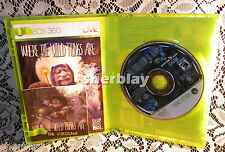 Where the Wild Things Are  (Xbox 360, 2009) Video Game