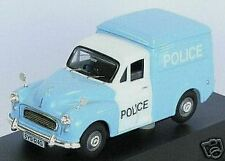 "wonderful Scottish policecar MORRIS MINOR VAN "" POLICE GLASGOW"" - scale 1/43"