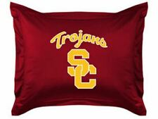New Univ. Of Southern California Usc Trojans Jersey Pillow Sham - Lr