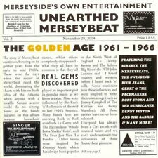 Unearthed Merseybeat Vol.2: The Golden Age 1961-1966 CD