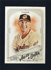 2018 Topps Allen & Ginter Base #114 Jim Thome