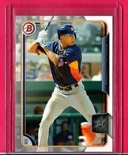 2015 Bowman Prospects BP41 Carlos Correa RC Mint Free Shipping