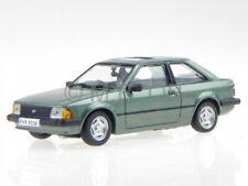 Ford Escort MK3 1.6 GL 1981 verde RHD coche en miniatura 24833R Vitesse 1:43