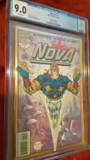 Nova #1 CGC 9.0 White Pages (1994) Gold Foil Cover Collector's Edition