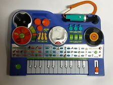 Kidijamz Studio Vtech Learning Keyboard Microphone Music DJ MP3 Recorder_t5
