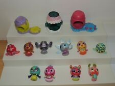 Zoobles Toy Transforming Ball Animals Lot of 10 Popup Spin Master Magnetic