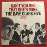 Dave Clark Five Can't You See That She's Mine ++SLEEVE ONLY====