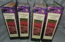 Gardening Made Easy Step-by-Step Set of 4 Binders with 681 Cards HB