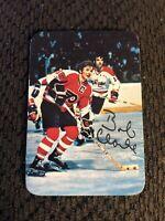 1977 Topps Bobby Clarke #3 Hockey Card. Philadelphia Flyers Vintage MT