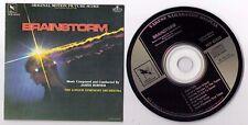 Brainstorm score CD James Horner Varese Sarabande 1983 mfd Japan smooth case