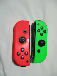 Nintendo Switch Controller Pair - For parts not working