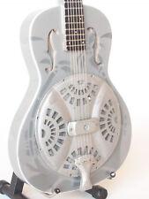 Guitare miniature Dobro de Mark Knopfler- Dire Straits
