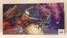 1984 Transformers Defeat the Decepticons Adventure Board Game Warren Vintage
