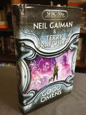 Good Omens by Neil Gaiman & Terry Pratchett - SFBC 50th Anniversary Edition HC