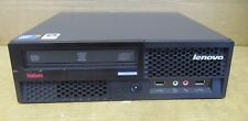 Lenovo Thinkcentre M57P 6397-A21 Intel Core 2 Duo E8200 2.66GHZ 2 GB 160 GB