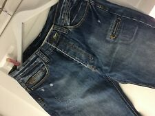 JEAN bleu Used RD LOOSE PREMIUM Coupe large confort LEE COOPER W 33 SOIT 42