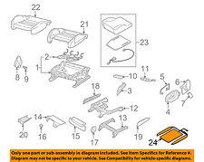 AUDI OEM 07-15 Q7 Seat Heater-Element 4L0963555A