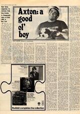 Hoyt Axton A Good Ol' Boy MM5 Interview 1975