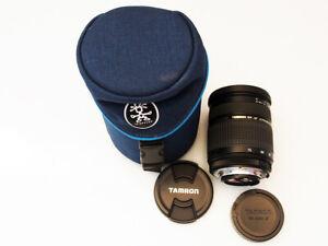 Objektiv Tamron SP AF Aspherical XR (IF) 28-75 mm 1:2.8 Macro; für Nikon AF