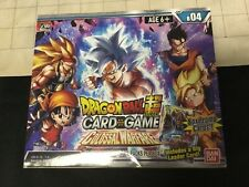 Dragon Ball Super Colossal Warfare Booster Box B 04 Factory Sealed