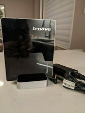 Lenovo Idea Centre Desktop PC with stand (running Windows 8, Model 10015)