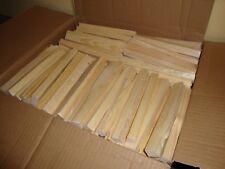 Anmachholz Anfeuerholz Brennholz trocken Ofenfertig Anzündholz für Smoker