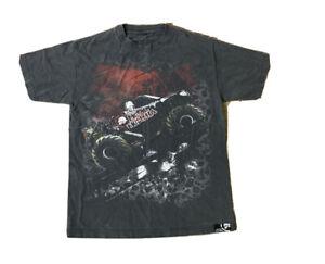 Metal Mulisha Men's Monster Truck T Shirt Size Small