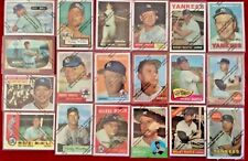 1996 TOPPS FINEST  MICKEY MANTLE COMPLETE 19-CARD REFRACTOR SET; NM/MT+