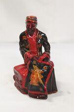 Royal Doulton Flambe Porcelain The Carpet Seller Figurine