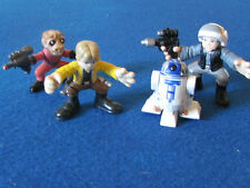 Star Wars - Lot of 4 Micro Figures - Including R2-D2