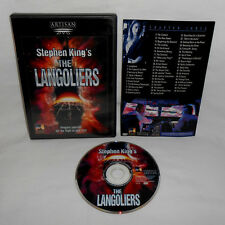 Stephen King's THE LANGOLIERS DVD (1995) David Morse Patricia Wettig RARE & OOP