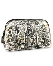 Liquorbrand Salvacion Cosmetic Makeup Bag Sacred Heart Praying